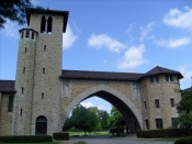arch-tower